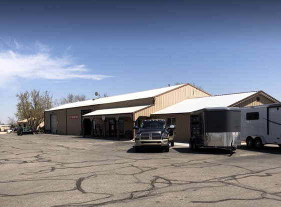Scott Murdock Trailer Sales facility